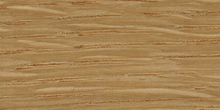 White Oak Face Grain with Clear Lacquer (L) Finish
