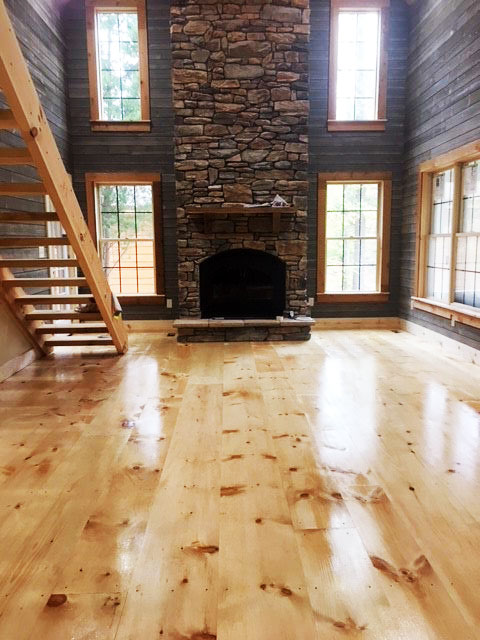 Pre Finished Hardwood Flooring