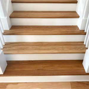 Solid Hardwood Stairs and Railings sm