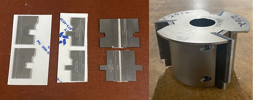 What are Moulders - Carbide Insert Tooling