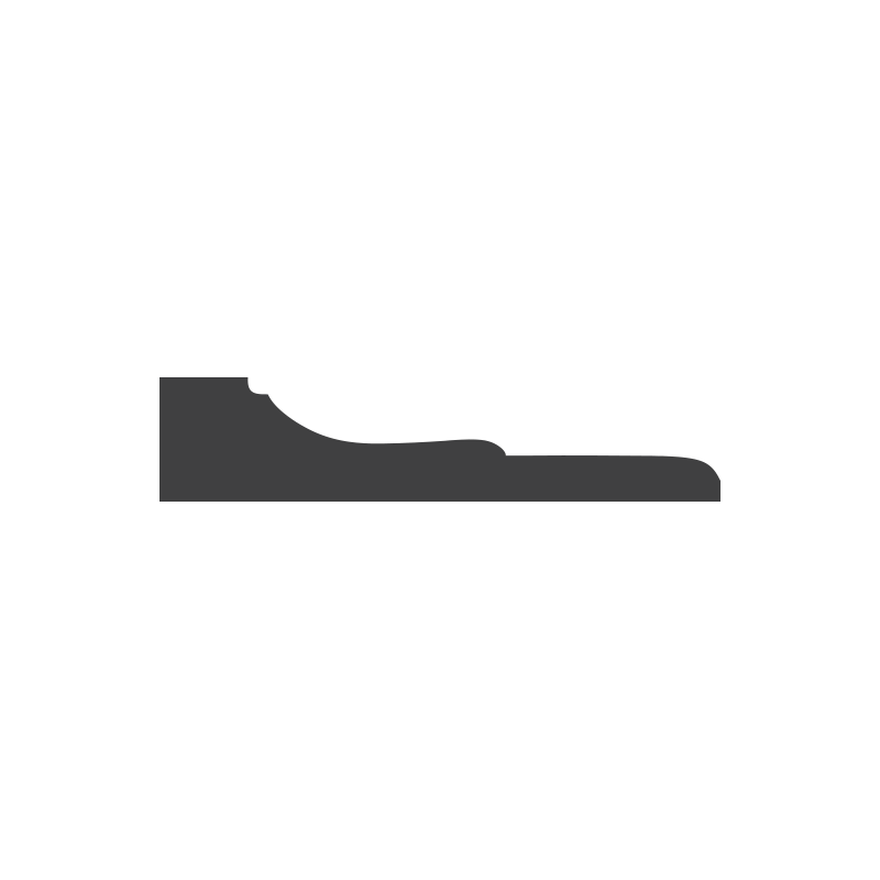 Baseboard Contempory ML2210