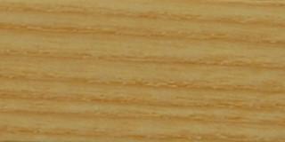 Ash Edge Grain with Clear Lacquer (L) Finish